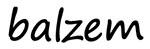 Balzem logo